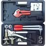 Ручной универсальный  пресс инструмент для соединений с обжимающей и запрессовывающей муфтой (16,20,25) FT-1240A