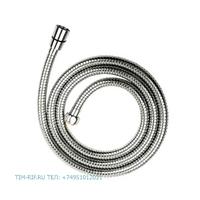 Душевой шланг растягивающейся 150см с металлическими гайками TIM C-M150-7