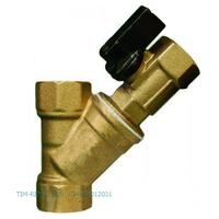 Фильтр грубой очистки с мини краном 1 TIM BL-D7604