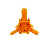 Калибратор для труб с ножами для снятия фаски (16-26) TIM CK011626