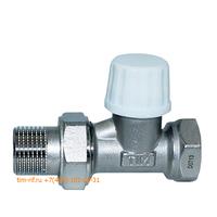 Клапан радиаторный настраиваемый прямой 1/2 TIM RD522.02