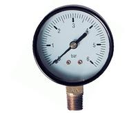 Манометр радиальный 6 бар TIM Y50-6bar