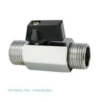 Мини кран для воды ДУ 1/2 НР.НР TIM DE22MM-N