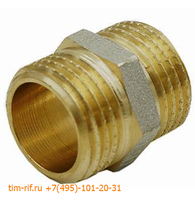 Ниппель 1 ш/ш никелированный TIM SM044N