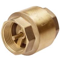 """Обратный клапан с металлическим штоком короткий 1/2""""в-в TIM JH-1010std"""