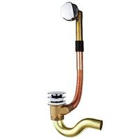 Обвязка для ванны латунная автоматическая TIM BAS0260B(A)