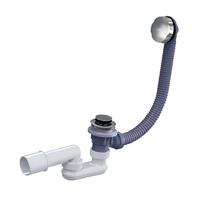 Обвязка для ванны пластмассовая автоматическая TIM BAS0270P(A)