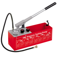 Опрессовочный аппарат инженерных систем TIM WM-50