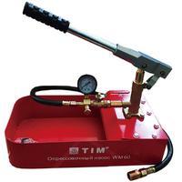 Опрессовочный аппарат инженерных систем TIM WM-60