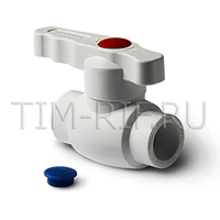 PPR Кран шаровой 32 TIM Tpp3061.0.032s
