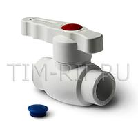 PPR Кран шаровой 40 TIM Tpp3061.0.040s
