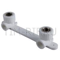 PPR Планка с водорозетками  ВР 20 TIM Tpp3020.0.02002s