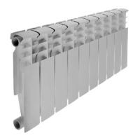 Радиатор алюминиевый 80/350/8 секций HAL5-350808 Optimum