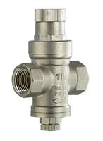 Редуктор давления 1/2 под манометр TIM BL2802A