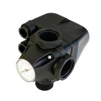 Реле давления со встроенным манометром TIM PS-04A