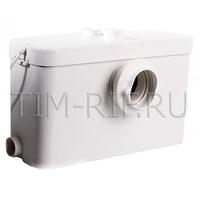 Санитарный насос для отвода из унитаза раковины и ванны TIM AM-STP-500
