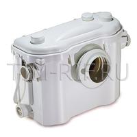 Санитарный насос с измельчителем для отвода из унитаза, раковины и ванны TIM AM-STP-450