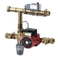 Насосно смесительный узел для систем напольного отопления TIM-JH-1037
