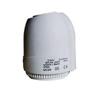 Электропривод под винтель M30x1.5 230v, нормально-закрытый TIM M325NC