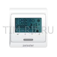 Термостат комнатный с датчиком температуры тёплого пола TIM M6.716