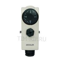 Термостат накладной на трубу отопления 0-90°C TIM TC-E-0090