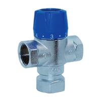 """Термостатический смесительный клапан 1/2"""" TIM TMV811-02"""