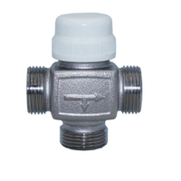 """Термостатический распределительный клапан 3/4"""" TIM BL7661X03"""