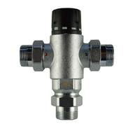 """Термостатический смесительный клапан 1"""" TIM BL8804"""