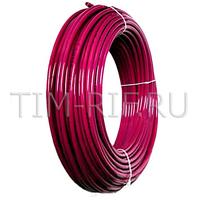 TIMMI PEX-b EVON 20x2.8 PINK труба из сшитого полиэтилена с кислородным барьером