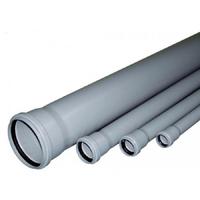 Труба для внутренней канализации из ПП D 50*1,8*250 мм