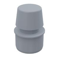 Вентиляционный клапан AlcaPlast АРН50