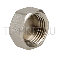 Заглушка никель ДУ-2 г TIM GM007N