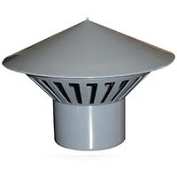 Зонт вентиляционный D110
